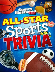 All-Star Sports Trivia:  Weird and Wild Sports Trivia (Vernon Barford School Library) Tags: mattchandler matt chandler shanefrederick shane frederick megancooleypeterson megan cooley peterson sports athletes trivia curiositiesandwonders athletics vernon barford library libraries new recent book books read reading reads junior high middle school nonfiction hardcover hard cover hardcovers covers bookcover bookcovers 9781623709365 paperoverboard pob