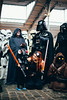 Comic Con Paris (RG Video) Tags: comiccon paris starwars darkvador cosplay