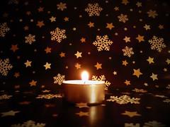Starlight (Hannelore_B) Tags: teelicht tealight sterne stars