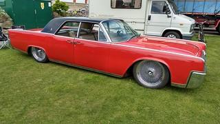 Lincoln Continental 107YUF