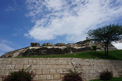 "Castillo San Felipe de Barajas • <a style=""font-size:0.8em;"" href=""http://www.flickr.com/photos/28558260@N04/27040151199/"" target=""_blank"">View on Flickr</a>"