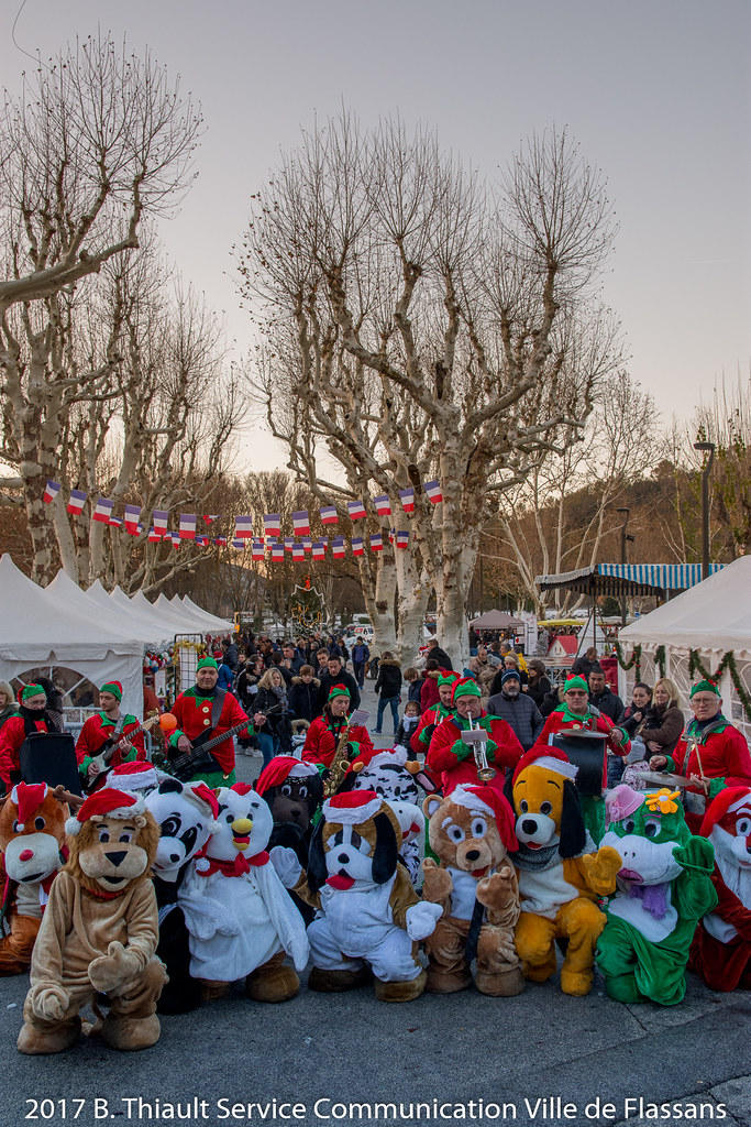 2017-12-2&3 - Xème Marché de Noël