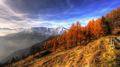 l'Autunno #14 (Roberto Defilippi) Tags: 2017 952017 rodeos robertodefilippi nikond7100 autunno autumn landscape piemonte tokina1116mmf28