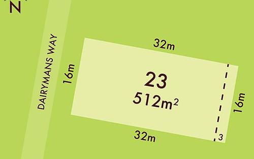 Lot 23, 11 Dairymans Way, Bonshaw VIC
