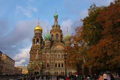 The Church of the Savior on Spilled Blood (*ALLA*) Tags: