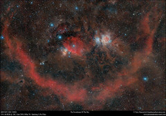 The Swordsman Of The Sky (Terry Hancock www.downunderobservatory.com) Tags: qhy qhy367c sky space astronomy astrophotography astroimaging cosmos