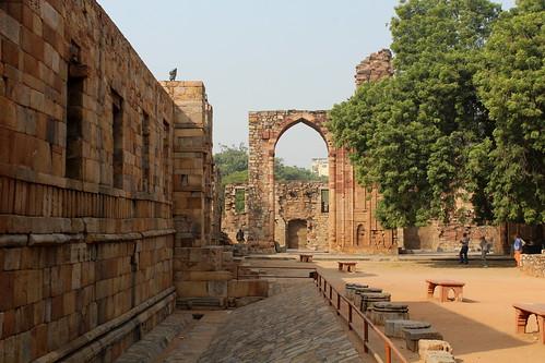Ruins of Qutb
