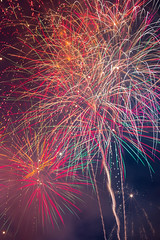 2017 Himley Fireworks -7213 (timbertree9) Tags: himley himleyhouse himleyhall fireworks fire sky skyatnight darksky pyrotechnics unitedkingdom dudley dudleycouncil colour colourful colours sparkle heart explode longexposure funfair rides girlpower localauthority lightingup aesthetic display entertainment noise light smoke trails guyfawkes night illuminated people fair fairground heartfm white rockets bangs sound