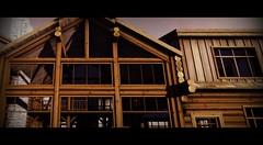 To Make a House a Home (TinLiz_WinterStorm) Tags: gallandhomes fameshed slmesh slhomes home slbuildings loghouse house secondlife sl virtualhome