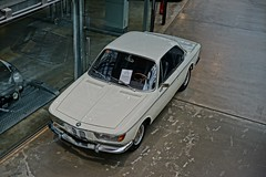 BMW 2000 CS (Mark 800) Tags: bmw 2000 cs classic remise düsseldorf