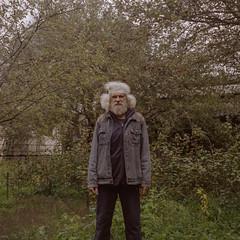 (J.K.Stevens) Tags: portrait mamiya c220 medium format 120mm 6x6 tlr old man kiev kyiv ukraine kodakportra400