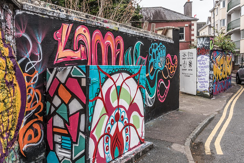 EXAMPLES OF STREET ART IN CORK CITY [PHOTOGRAPHED 2017]-133920