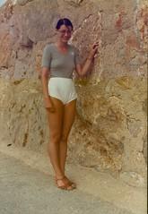 Brigitte Posing by Woody70D -