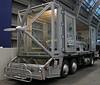 Cabunder truck (Schwanzus_Longus) Tags: essen motorshow german germany us usa america american old classic vintage truck lorry container prototype concept struck cabunder cab under