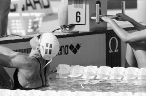 090 Swimming EM 1991 Athens