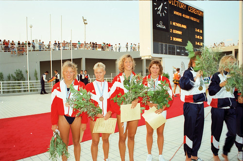 532 Swimming EM 1991 Athens