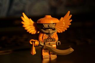 金属鳥の悪魔