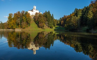 lake & castle - Trakošćan (28)