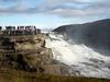 Islandia. Catarata Gullfoss. (monsalo) Tags: islandia monsalo catarata agua iceland