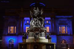 Nelson Monument, Liverpool. (ParrPhotography) Tags: nelsonmonument liverpool night nighttime lights