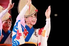 IMG_2470M 南大阪連 阿波踊り 2017臺中國際踩舞祭 (陳炯垣) Tags: performance stage dancer 南大阪連 阿波踊り