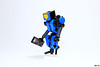 Blue Doctor (Devid VII) Tags: lego moc military mech devid vii mecha minifigs war troopers crew foitsop wars trooper detail details drone droneuary rebel district soldier blue doctor dr one