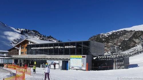 Arlberg - Zürs - Hexenbodenbahn Talstation
