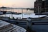Snow and smoke kissed harbor (lauren3838 photography) Tags: sunrise dawn laurensphotography lauren3838photography landscape snow boats boating harbor pier baltimore baltimorecity md maryland nikon d700 water chesapeakebay