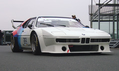 Bosch Hockenheim Historic 2013 - BMW M1 Procar - Dimitri Cuyvers (wolfgangzeitler.selb) Tags: hockenheim historic 2013 bmw m1 procar dimitri cuyvers