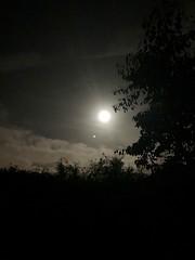 Super moon 3 /12/17 (Baz2016) Tags: space planets earth decembermoon skyatnight nature bigmoon bymoonlight lightupthesky wintersky darksky sky supermoon moonlight moon