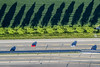 Red Car - 128 (Aerial Photography) Tags: by 08062004 a8 autobahn baumreihe bäume fotoklausleidorfwwwleidorfde laubbaum luftaufnahme luftbild reihe s2p41259 schatten verkehr aerial alignment deciduoustree foliagetree leaftree line lineoftrees outdoor redcar rotesauto row rowoftrees shadow traffic trees neubiberglkrmünchen bayern deutschlandgermany deu