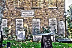 DSC_2707 HDR John Wesley's House City Road London (photographer695) Tags: john wesley's chapel city road london house