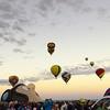 Albuquerque International Balloon Fiesta 2017 - 14 (rschnaible) Tags: albuquerque hot balloon festival fiesta new mexico color colorful air flight transportation outdoor sport sunrise