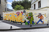► Gues - Poes - Jo Ber ◄ (Ruepestre) Tags: gues poes jo ber art paris parisgraffiti graffiti graffitis graffitifrance graffitiparis graff france francegraffiti streetart street wall walls urbanexploration urbain urban