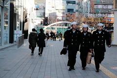 부산 서부시외버스터미널에서-한국 해군 (wls2420) Tags: 부산 해군 한국 겨울 터미널