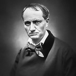 Digital Chalk and Charcoal Drawing of Charles Baudelaire by Charles W. Bailey, Jr. thumbnail