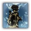 Les Trois Grâces (Jean-Louis DUMAS) Tags: femme women statues ciel sky fontaine eau beauty mythologie water