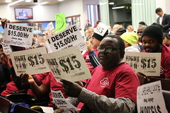 #FightFor15 Montgomery County Vote