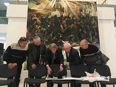 IMG_1930 (ivanov.orkoff) Tags: акимвов akimov akimoff sovietart exibition wystawa events exibitions russia russianartist rybkin painting photo art artmuseum21 autor