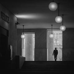 Felice (FButzi) Tags: genova genoa liguria italia italy teatro carlo felice lights luci shadows silhouette