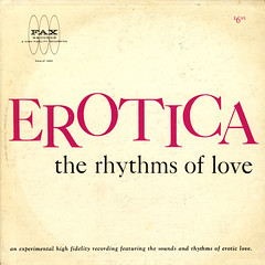 Erotica The Rhythms Of Love (Jim Ed Blanchard) Tags: lp album record vintage cover sleeve jacket vinyl weird funny strange kooky ugly thrift store novelty kitsch awkward erotica rhythms love fax making sex