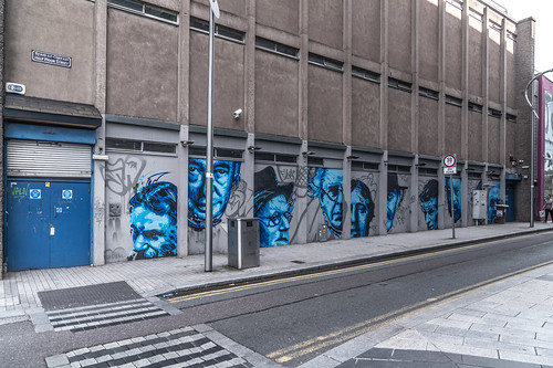 EXAMPLES OF STREET ART IN CORK CITY [PHOTOGRAPHED 2017]-133940