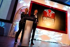 Gazelles And Men Rally -  Remise des prix