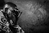 I Do Worry (gunnisal) Tags: africa portrait woman maasai kenya bw blackandwhite monochrome gunnisal sundaylights