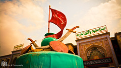 Sabeel (YasirZaidi110) Tags: sabeel water outside shrine imam hussain karbala gate photo photography camera film iraq ashura yahussain