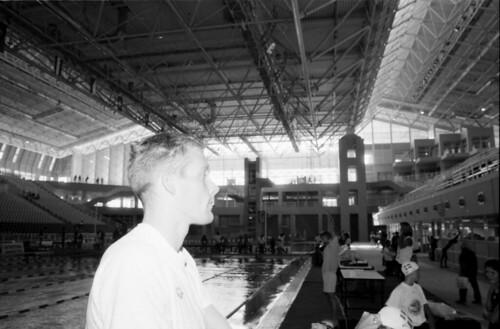 165 Swimming EM 1991 Athens