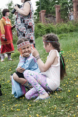 Oblas-08 (Polina K Petrenko) Tags: river boat khanty localpeople nation nationalsport nature siberia surgut tradition traditionalsport