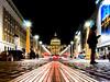 Pezzi di Roma (AlessioGhigi-LumixGX7) Tags: sanpietro basilica roma vatican nightshot nocturne colors