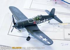 A5 - Vought F4U-1A Corsair - Brian Rhodes