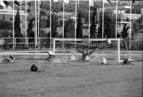 112 Waterpolo EM 1991 Athens
